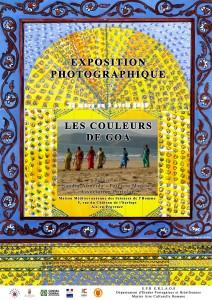 Affiche expo GOA