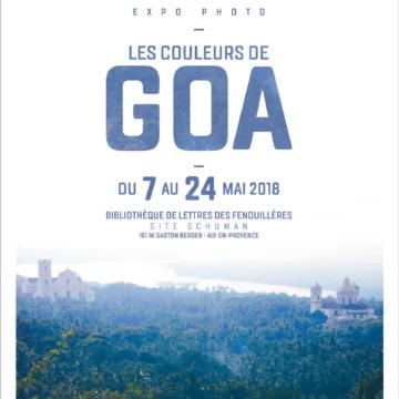 Exposition – Les couleurs de Goa