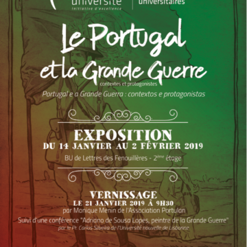 Exposition – Le Portugal et la Grande Guerre