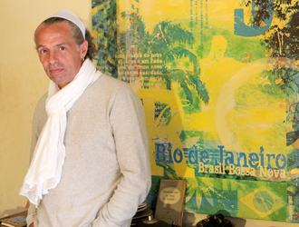 Rencontre avec Jean-Paul Delfino