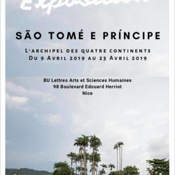 Exposition São Tomé e Principe